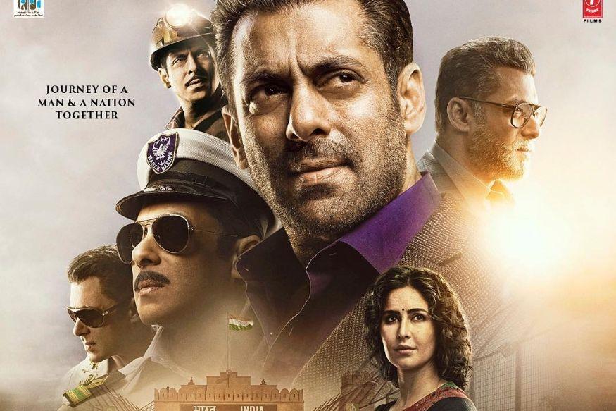 सलमान खानचा Bharat अडचणीत, सिनेमाच्या शीर्षकावरून आता नवा वाद