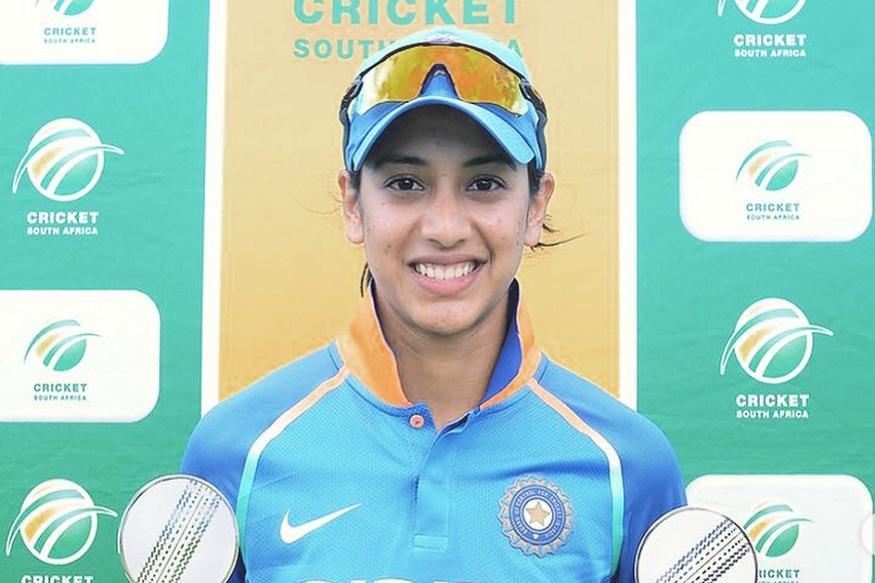 भारताच्या महिला क्रिकेट संघातील स्टार खेळाडू स्मृती मानधनाच्या चाहत्यांची संख्या कमी नाही. आता त्यात एका युवा फलंदाजाचा समावेश झाला आहे. स्मृतीचा चाहता असलेल्या त्या फलंदाजानं म्हटलं की, मी तिची नक्कल करण्याचा प्रयत्न केला मात्र जमलं नाही.