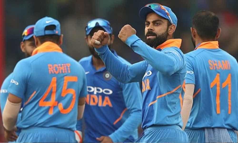 एकूण 6 आठवड्यांच्या या स्पर्धेमध्ये भारत एका आठवड्यानंतर पहिला सामना खेळत आहे. पहिल्या 11 दिवसांतच भारत चार महत्त्वाचे सामने खेळणार आहे. दक्षिण आफ्रिका, न्युझीलंड आणि पाकिस्तानच्या विरोधात भारत सामना जिंकला तर, वर्ल्ड कपला गवसणी घालणे विराटसेनेसाठी सोपे होणार आहे.