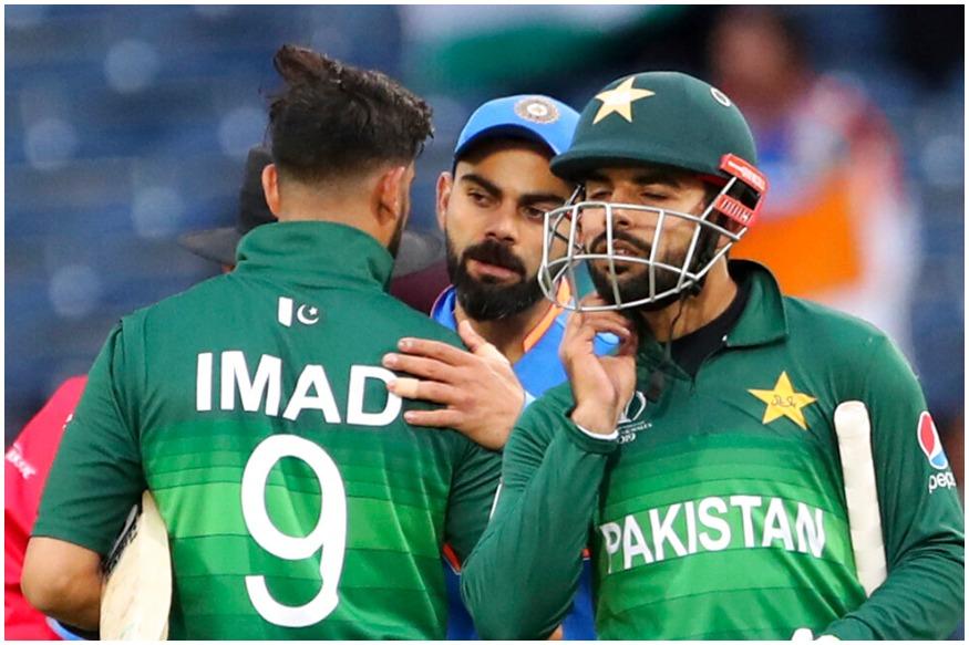 पाकिस्तानच्या संघानं या वर्ल्ड कपमध्ये आतापर्यंत केवळ 19 षटकार लगावले आहेत. तर, भारतानं 16 षटकार लगावले आहेत. बांगलादेश संघाच्या नावावर 12 षटकार आहेत. पाकिस्तानच्या संघानं या वर्ल्ड कपमध्ये आतापर्यंत केवळ 19 षटकार लगावले आहेत. तर, भारतानं 16 षटकार लगावले आहेत. बांगलादेश संघाच्या नावावर 12 षटकार आहेत.