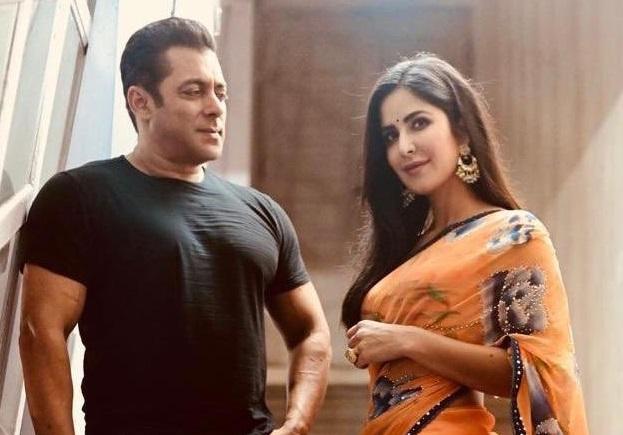 अली अब्बास दिग्दर्शित भारत हा चित्रपट बुधवारी सर्वत्र प्रदर्शित होणार आहे. या चित्रपटाच्या प्रमोशनसाठी दबंगस्टार सलमान खान आणि अभिनेत्री कतरिना कैफ कलाकरांसह वेगवेगळ्या ठिकाणी जात आहेत.