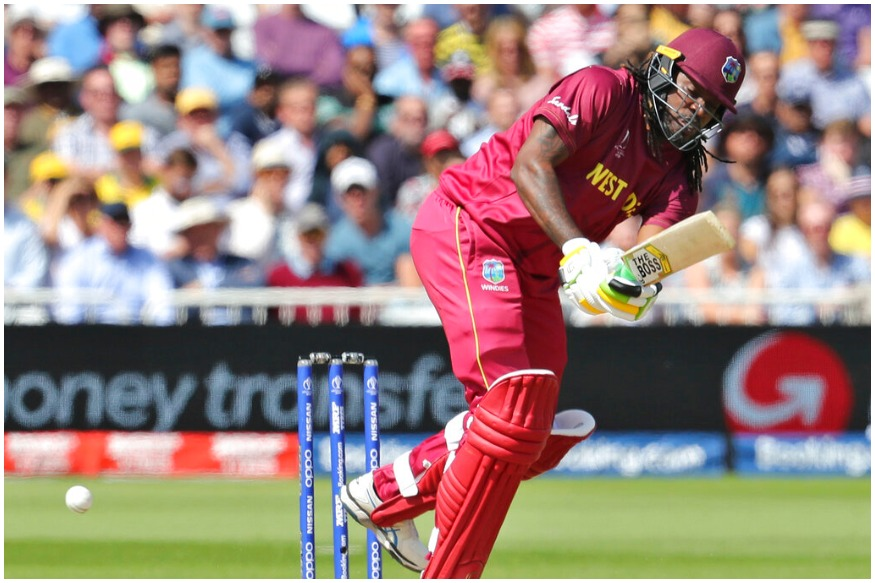 ICC Cricket World Cup 2019 मध्ये वेस्ट इंडिजने आतापर्यंत चांगली कामगिरी केली आहे. त्यांचा सलामीवीर ख्रिस गेलची बॅट अजून तळपलेली नाही. गेलचा हा शेवटचा वर्लड कप असेल त्यामुळे तो एन्जॉय करताना दिसत आहे.