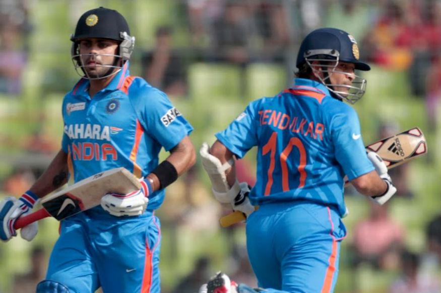 भारत पाकिस्तान लढतीच्या पार्श्वभूमीव टाइम्स ऑफ इंडियाने एक संघ निवडला आहे. त्यानुसार भारत आणि पाकिस्तान एकच देश असता तर दोन्ही देशांपैकी भारताचा महान क्रिकेटपटू मास्टर ब्लास्टर सचिन तेंडुलकर सलामीवीर असता. त्याच्या फलंदाजीबद्दल आणि विक्रमांबद्दल वेगळं सांगण्याची गरज नाही.