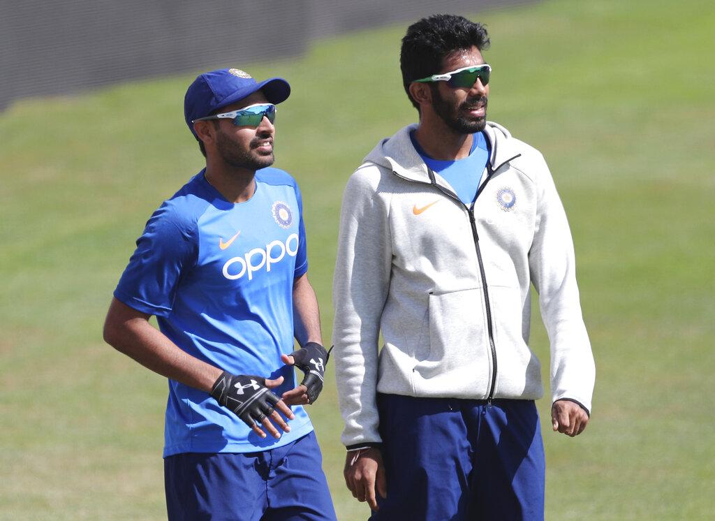 भारतीय संघ 5 जूनला वर्ल्ड कपमधील पहिला सामना खेळणार आहे . पहिल्या दोन्ही सामन्यात पराभव झालेल्या दक्षिण आफ्रिकेविरुद्ध हा सामना रंगणार आहे.