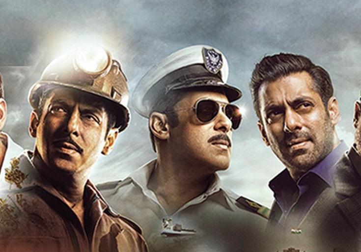भारत चित्रपटात सलमान खान आणि कतरिना कैफ वेगवेगळ्या वयातील भूमिका साकारताना दिसतील. चित्रपटात स्वातंत्र्यानंतर ते 2010 पर्यंतची कहाणी दाखवण्यात आली आहे.