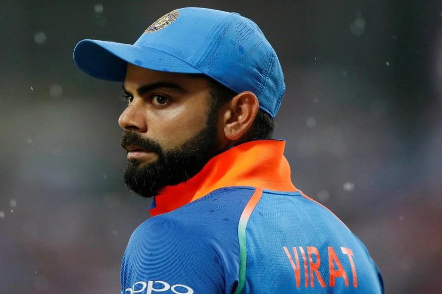 भारताचा कर्णधार आणि रनमशिन विराट कोहलीने अर्धशतकी खेळी करत नवा विक्रम नोंदवला. एकदिवसीय क्रिकेटमध्ये 11 हजार धावा करण्यासाठी विराटला 57 धावा हव्या होत्या. पावसामुळे खेळ थांबला तेव्हा त्याच्या 62 चेंडूत नाबाद 71 धावा झाल्या होत्या. सचिनने 11 हजार धावा 276 डावात केल्या होत्या. तर विराटने 223 डावात 11 हजार धावा पूर्ण केल्या.