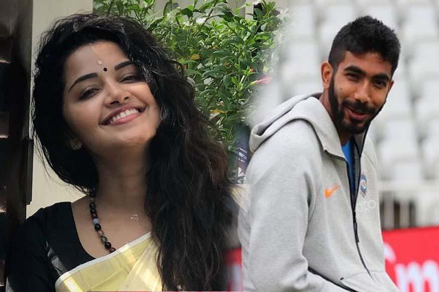 अनुपमाने काही महिन्यांपूर्वी कन्नड चित्रपटातून पदार्पण केलं. तसेच तेलुगू भाषिक चित्रपटातही ती काम करत आहे. अनुपमासोबतच्या अफेअरबद्दल बुमराहने मात्र कोणतीही प्रतिक्रिया दिलेली नाही.