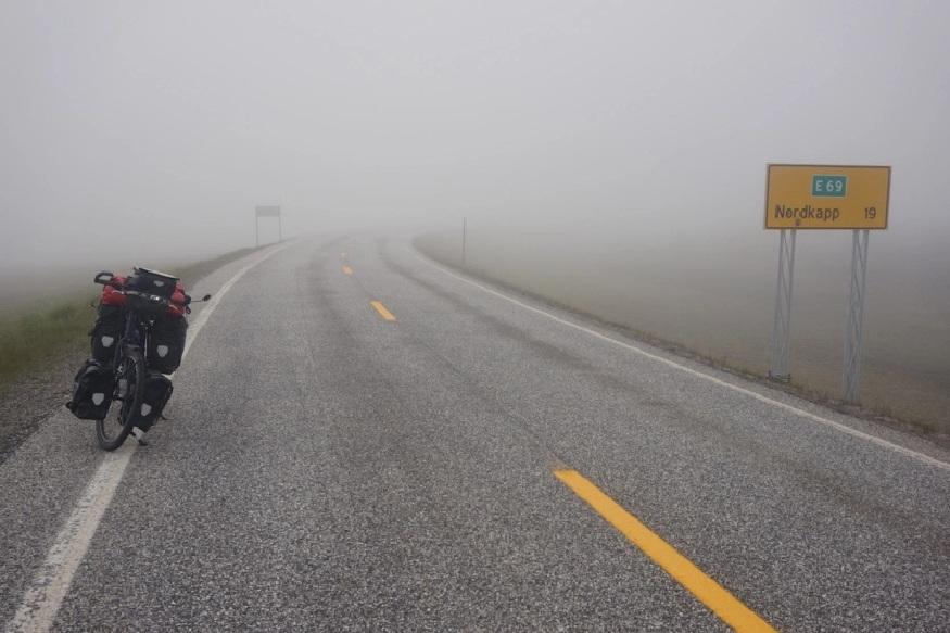 युरोपमधील नॉर्वे या देशाच्या शेवटच्या टोकाला हा महामार्ग आहे. ई-69 या नावाने तो ओळखला जातो.