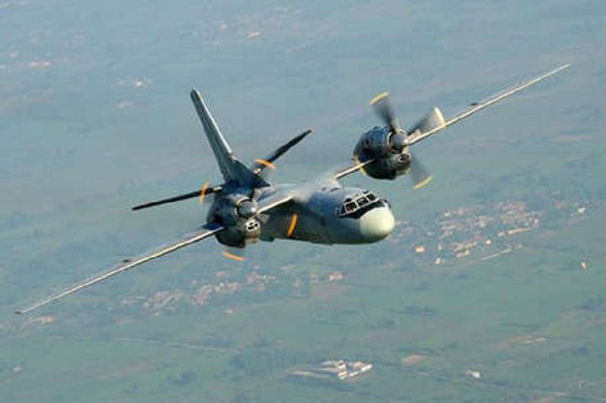Indian Air Forceच्या AN-32 विमानातील क्रू मेंबरसह 13 जणांचा मृत्यू