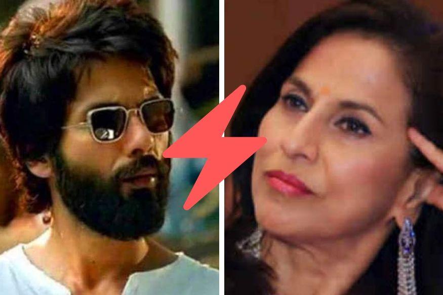 'या' प्रसिद्ध मराठमोळ्या लेखिकेने घेतला 'कबीर सिंग' न पाहण्याचा निर्णय  Shobha De  Shahid Kapoor  Kabir singh