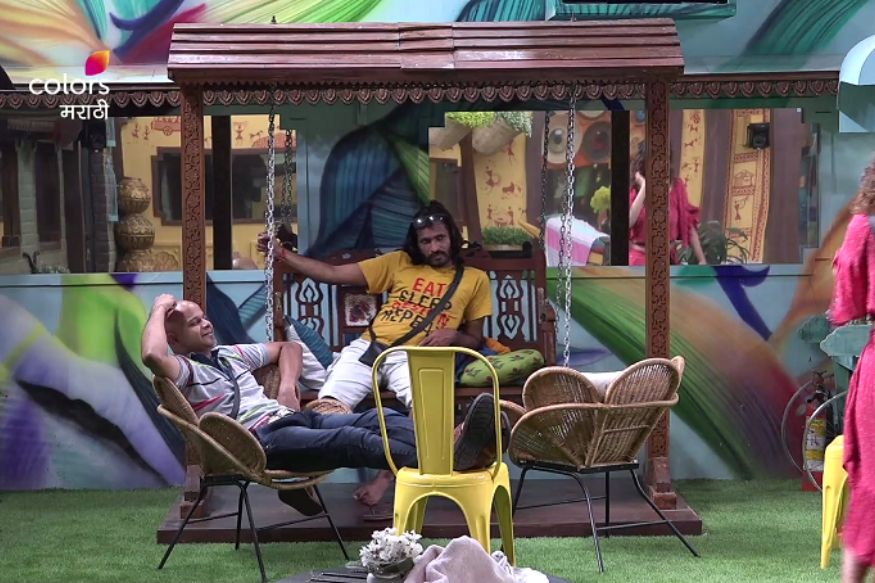 Bigg Boss Marathi 2- अभिजीत बिचकुलेंनी शिवानीसाठी गायले खास गाणे...