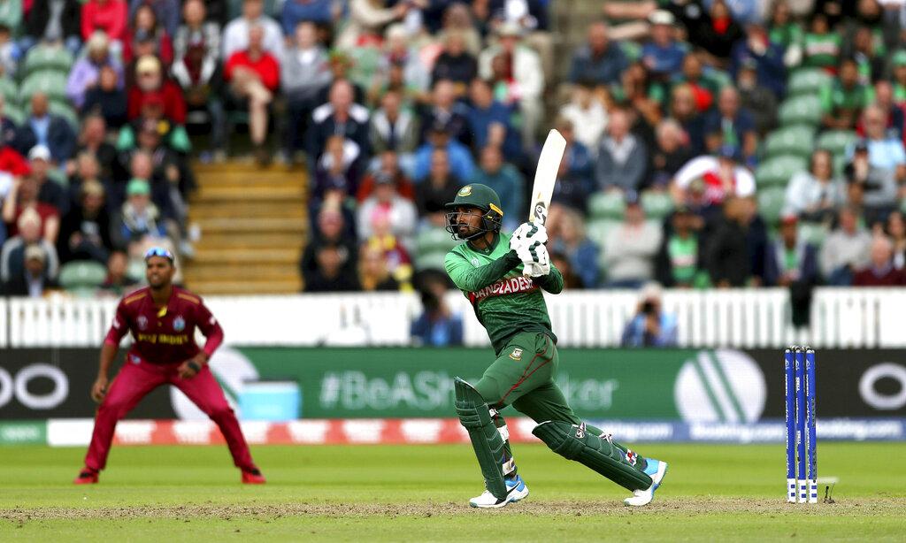 बांगलादेशने पहिल्यांदा वर्ल्ड कपमध्ये वेस्ट इंडिजचा पराभव केला आहे. वेस्ट इंडिज विरुद्धचा हा सर्वात मोठा विजय आहे.