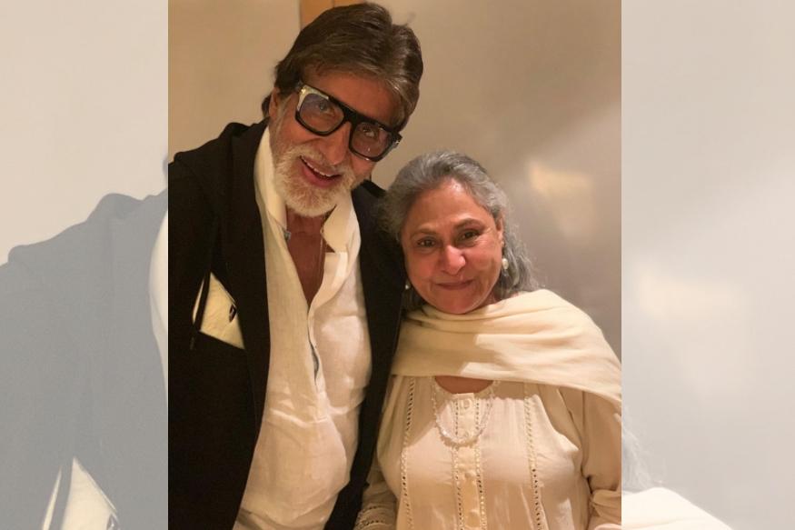 ...म्हणून अमिताभ बच्चन यांच्यासोबत फोटो काढल्यावर ट्रोल झाल्या जया