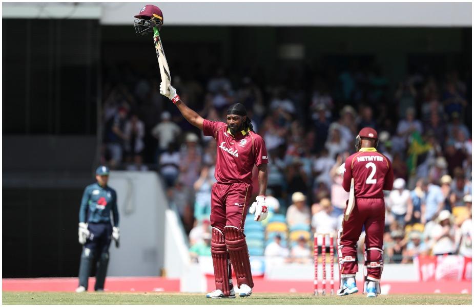 गेलची एकदिवसीय क्रिकेटमधील सरासरी 38 आहे. तर, इंग्लंडच्या विरोधात त्यानं 51.48च्या सरासरीनं फलंदाजी केली आहे. त्यामुळं आज इंग्लंडच्या गोलंदाजांना तो टार्गेट करु शकतो.