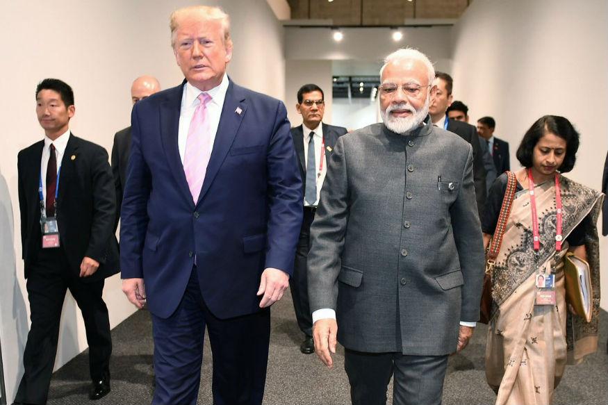 भारत आणि अमेरिका अनेक आघाड्यांवर एकत्र काम करतील, असा विश्वास डॉनल्ड ट्रम्प यांनी बोलून दाखवला.