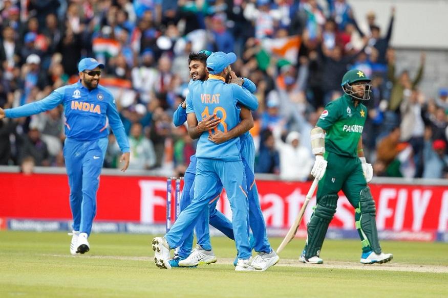वर्ल्ड कपमध्ये भारत-पाकिस्तान यांच्यात झालेल्या सामन्यात भारताचा 336 हा सर्वोत्तम धावा होत्या. याआधी 2015मध्ये भारतानं पाकिस्तानला 301 धावांचे आव्हान दिले होते.