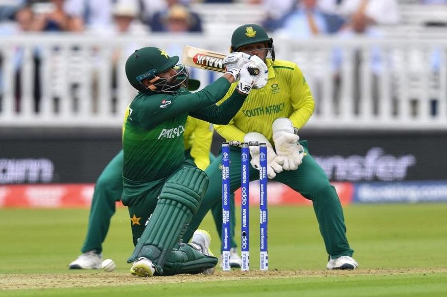 पाकिस्तानने दक्षिण आफ्रिकेला पराभूत करून वर्ल्ड कपमधील दुसऱ्या विजयाची नोेंद केली. यासह पाक पाच गुणांसह गुणतक्त्यात सातव्या स्थानावर पोहचले आहे.तर दक्षिण आफ्रिका नवव्या स्थानावर घसरले आहे.