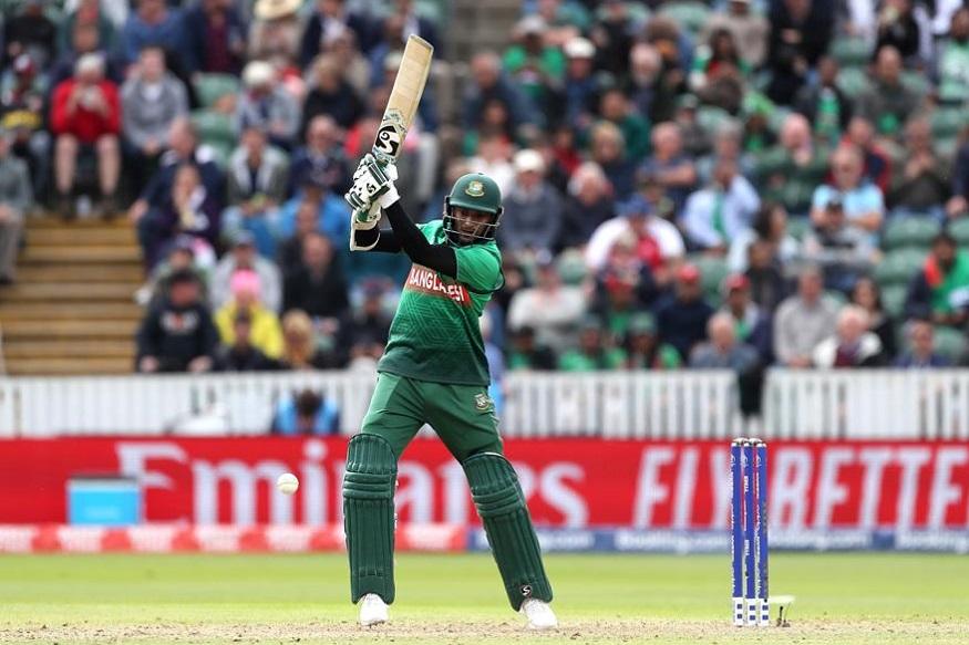 ICC Cricket World Cup 2019 मध्ये बांगलादेशचा अष्टपैलू खेळाडू शाकिब अल हसनने अफगाणिस्तानविरुद्ध फलंदाजी आणि गोलंदाजीत चमकदार कामगिरी केली. या कामगिरीच्या जोरावर बांगलादेशनं अफगाणिस्तानला पराभूत केलं.