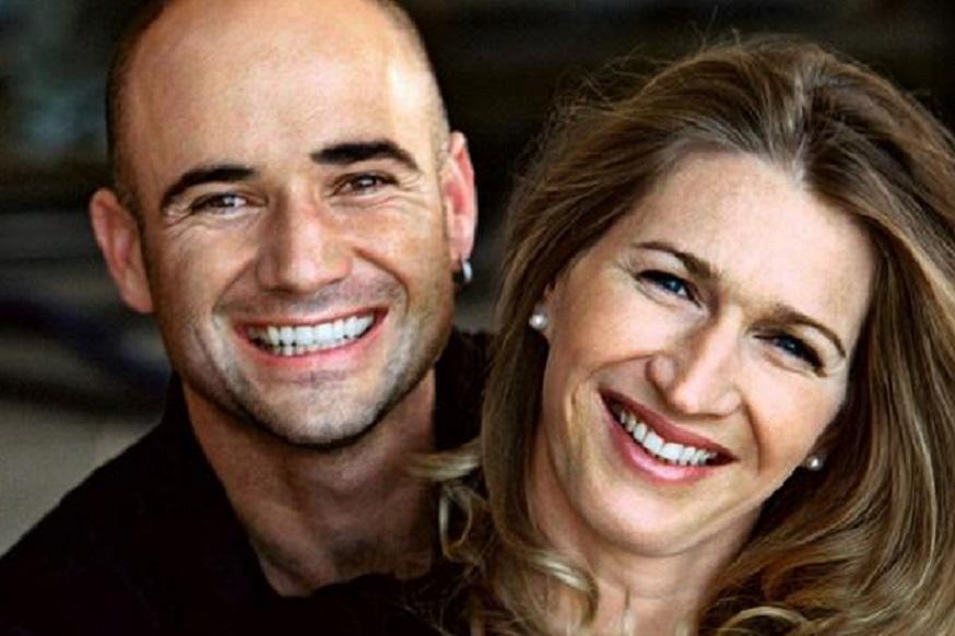 निवृत्तीनंतर स्टेफी ग्राफ आणि टेनिसपटू आंद्रे आगासी यांच्यात जवळीकता वाढली. दोघांचाही जीव टेनिसवर होता. 1999 मध्ये दोघांच्या प्रेमाची चर्चा सुरू होती. त्यानंतर दोन वर्षांनी त्यांनी लग्न केलं.