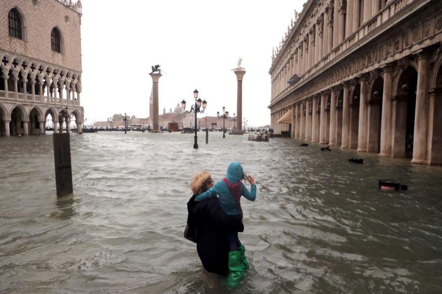 या रिपोर्टच्या माहितीनुसार भूमध्य समुद्राच्या पातळीत वाढ होत आहे. ही वाढ 140 सेमीपर्यंत पोहोचली आहे. ग्रीनहाउस गॅसमुळे त्याच्या पातळीत वाढ होत आहे. इटलीचा पश्चिमेकडे असलेला 176 मीटर लांब समुद्रकिनारा भविष्यात नष्ट होण्याचा धोका दर्शवला आहे.
