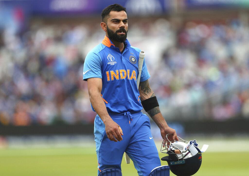 भारतीय संघाचा कर्णधार विराट कोहली यानं आयसीसीनं भविष्यात नॉकआऊटमध्ये आयपीएलसारखे प्ले ऑफ सामने खेळवण्याची विनंती केली आहे.