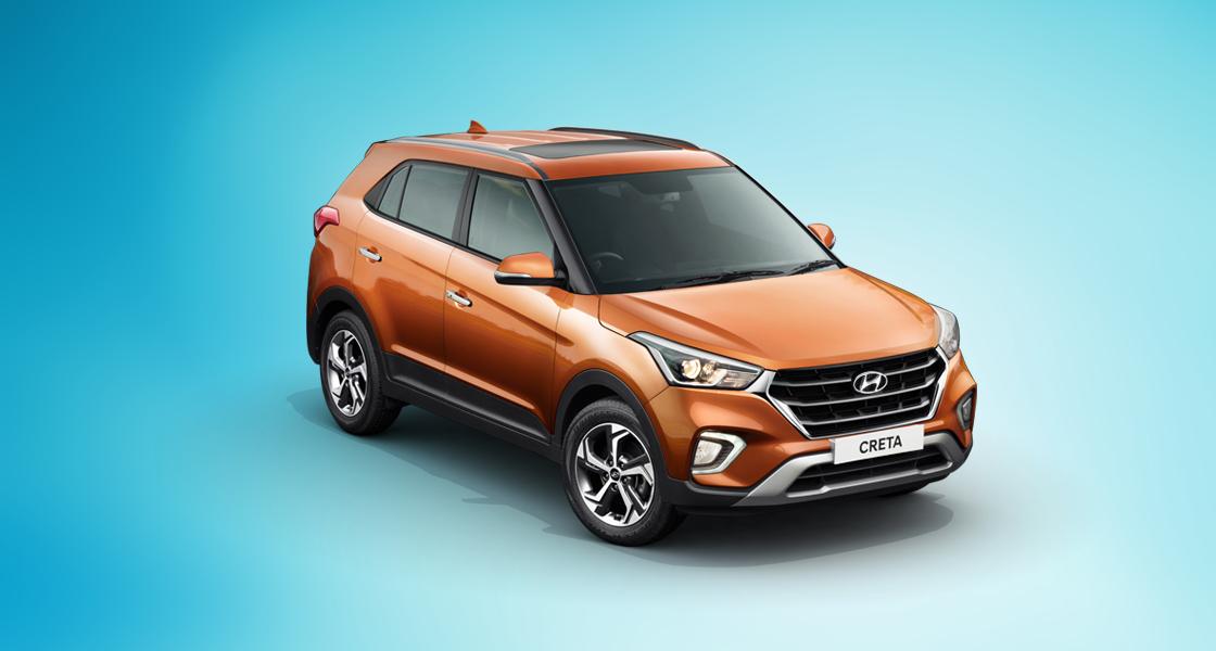 10. Hyundai Creta - या कारनं 10वं स्थान पटकावलं. 8,334 युनिट्स विकले गेले.