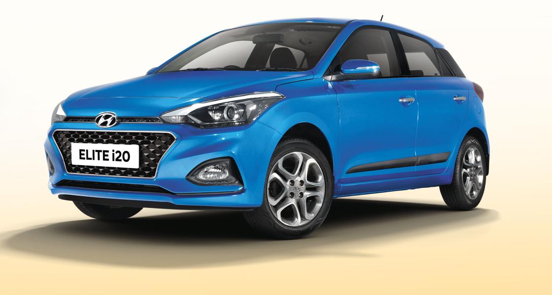 6. Hyundai Elite i20 - ही कार सहाव्या नंबरवर आहे. 9,271 युनिट्सची विक्री झाली.  (Image: Hyundai website)