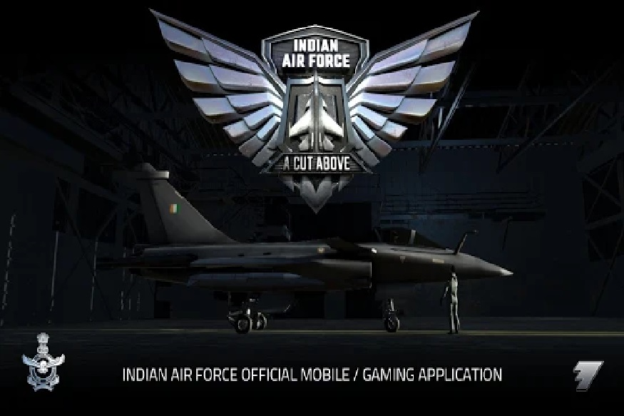 Indian Air Force: A cut above- हवाई दलाचा Game लाँच, असा करा डाऊनलोड!