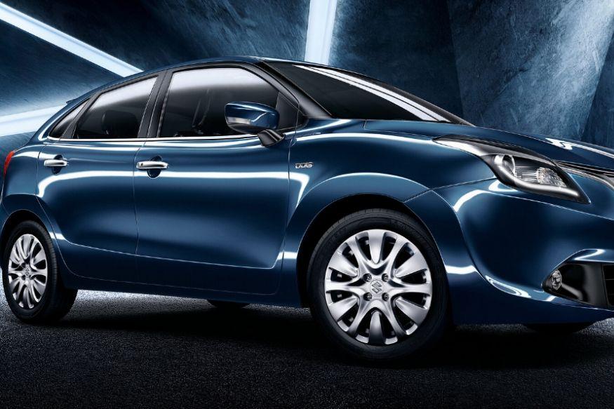 4. मारुती बॅलेनो - जूनमध्ये ही कार जास्त विकली गेली. 13,689युनिट्स विकली गेली. (Image: MSI website)