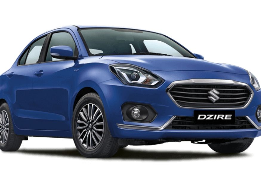 3. मारुती सुझुकी डिझायर - कंपनीचं हे माॅडेल तिसऱ्या नंबरवर आहे. जूनमध्ये याचे 14,868 युनिट विकले गेले.कारची किंमत 6.4 लाख रुपये आहे. (Image: MSI website)