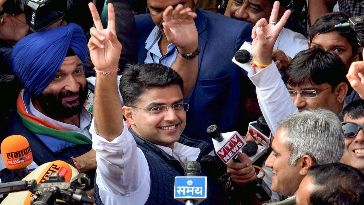 सचिन पायलट : सचिन पायलट हे काँग्रेसचा तरुण चेहरा आहेत. ते सध्या राजस्थानचे उपमुख्यमंत्री आहेत.