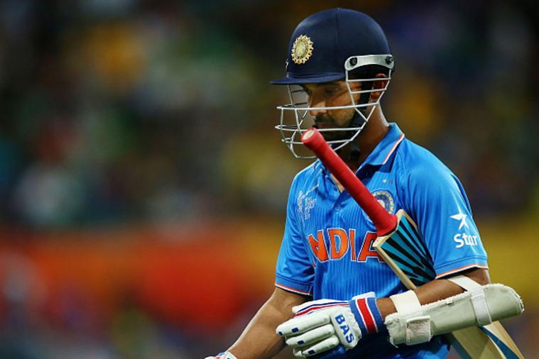 भारतीय संघाचा कसोटीतला माजी कर्णधार अजिंक्य रहाणेची वर्ल्ड कपमध्ये निवड करण्यात आली नव्हती. त्यामुळे अनेक दिग्गज खेळाडूनी विराट कोहलीवर टीका केली होती.