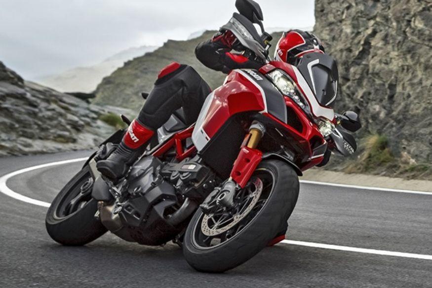 Ducati ने भारतात लॉन्च केली Multistrada 1260 Enduro बाइक, जाणून घ्या फिचर्स