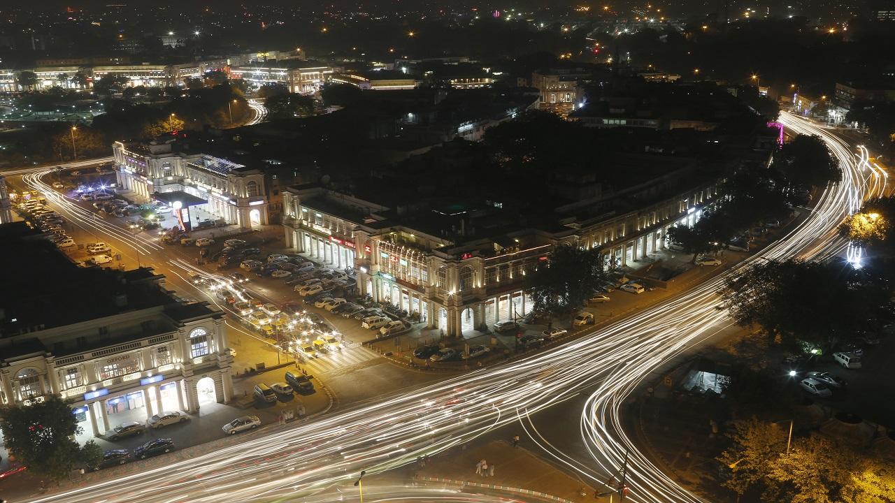 नंबर 9 - कॅनाॅट प्लेस - भारताची राजधानी दिल्ली इथे असलेली ही ऑफिसची जागा प्रसिद्ध आहेच. इथे 9841.86 रुपये प्रति चौरस फुट किंमत आहे.  (Image Source: Reuters)