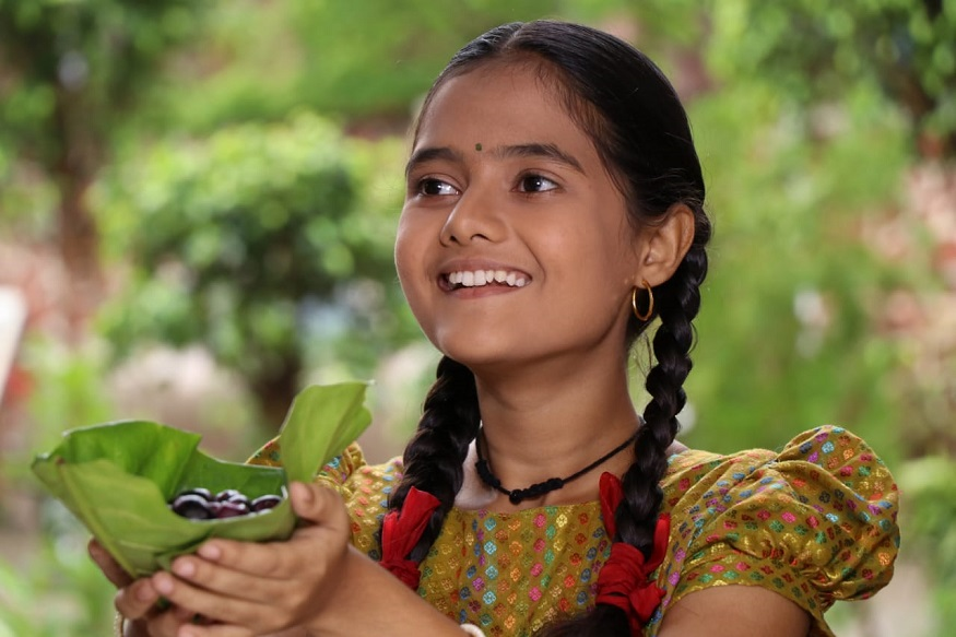 आता या मालिकेत रमाबाई म्हणजे बाबासाहेबांच्या पत्नीची एंट्री होतेय.मृण्मयी सुपल बालपणीच्या रमाची भूमिका साकारणार आहे.
