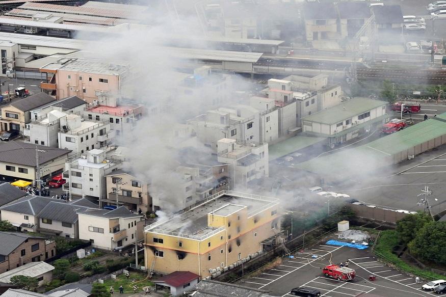 या आगीने 26 जणांचा जीव घेतला असून 35 पेक्षा जास्त जण गंभीर जखमी आहेत.