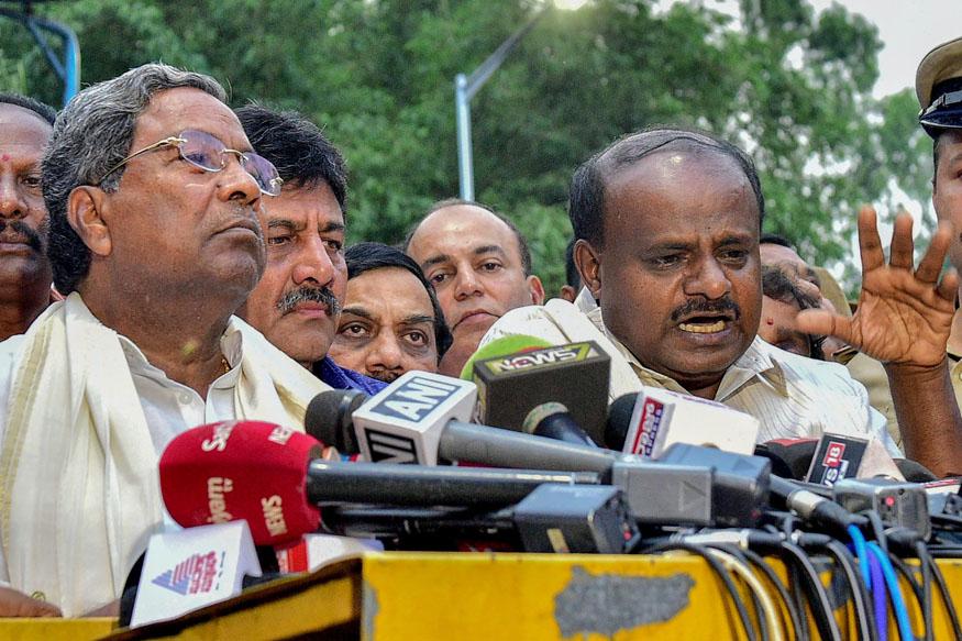 कर्नाटकी गोंधळ : आता या तारखेला होणार कुमारस्वामी सरकारची बहुमत चाचणी