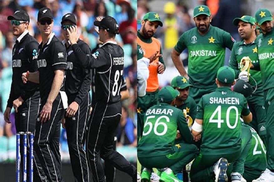 बांगलादेशवर मोठ्या फरकाने विजय मिळवण्यात पाकिस्तान अपयशी ठरल्यानं न्यूझीलंडचं सेमीफायनलचं स्थान पक्कं झालं आहे. सामना पाकिस्तानने जिंकला तर त्यांचे आणि न्यूझीलंडचे समान 11 गुण होतील. मात्र, धावगतीच्या जोरावर न्यूझीलंड वरचढ ठरल्याने पाकचे आव्हान संपुष्टात आले आहे.
