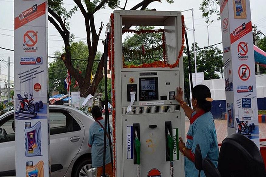 दोन महिन्यातला पेट्रोल-डिझेलचा सर्वात जास्त दर, 'या' आहेत आजच्या किमती