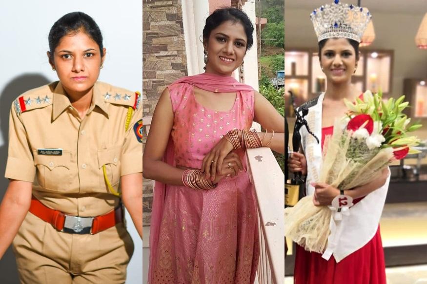 पुण्याची ही धडाडीची पोलीस अधिकारी ठरली Mrs India : कहाणी ऐकून व्हाल थक्क