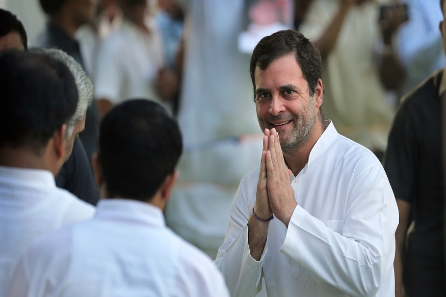 राहुल गांधींचं मन वळविण्यात वेळ घालवू नका, काँग्रेसच्या जेष्ठ नेत्याचा सल्ला
