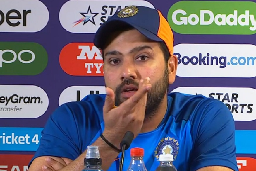 World Cup : रोहितनं पुन्हा घेतला ICCशी पंगा, वर्ल्ड कप फायनलबाबत म्हणाला...