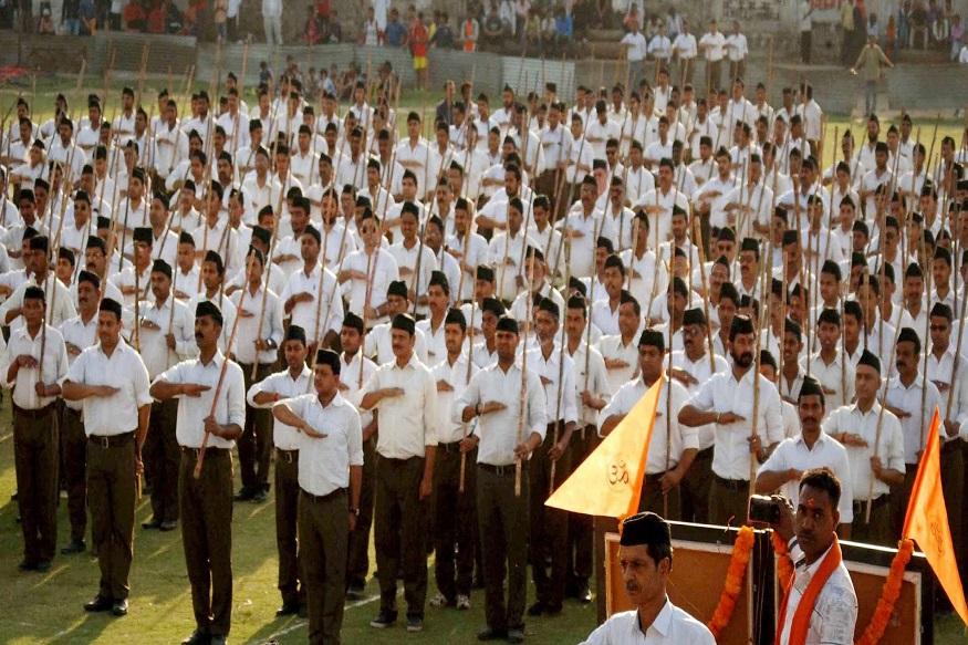 RSS कार्यकर्त्याच्या मुलीनं केलं मुस्लिम मुलाशी लग्न, मुलाचं कुटुंब बहिष्कृत