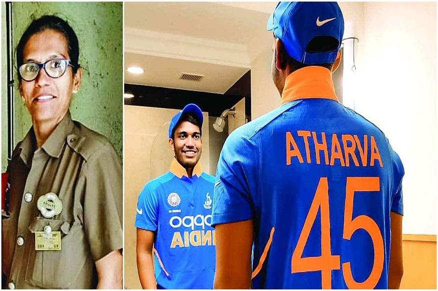 मुंबईच्या बस कंडक्टर मुलाची 'बेस्ट' कामगिरी, टीम इंडियात निवड; सचिनने केलं होतं कौतुक