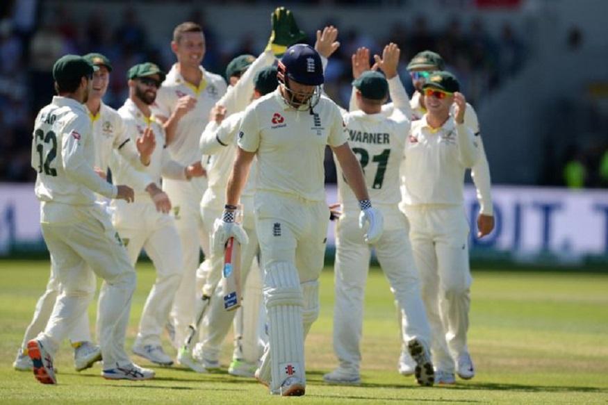 The Ashes : ऑस्ट्रेलियाच्या गोलंदाजांचा कहर! 71 वर्षांनंतर इंग्लंडनं केली लाजिरवाणी कामगिरी