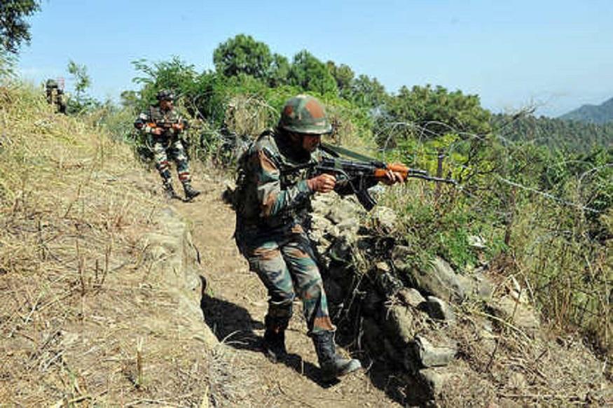 भारतीय लष्कराची मोठी कारवाई, POKमध्ये घुसून दहशतवादी तळ केले नष्ट