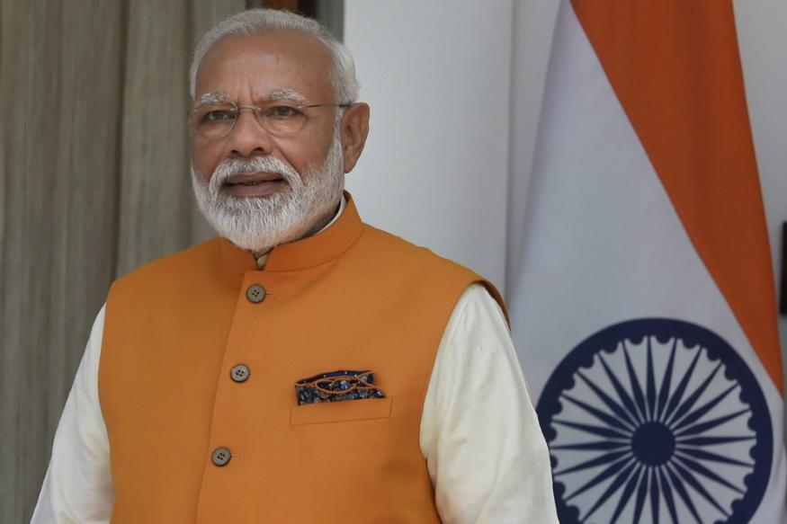 'काश्मीरच्या निर्णयाला विरोध करणाऱ्यांना माओवादी आणि दहशतवाद्यांबद्दल तळमळ' - पंतप्रधान नरेंद्र मोदी