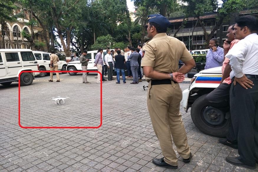 मुंबईची हायटेक सुरक्षा आता ड्रोनच्या हाती, हवेतच होईल शत्रूचा खात्मा!