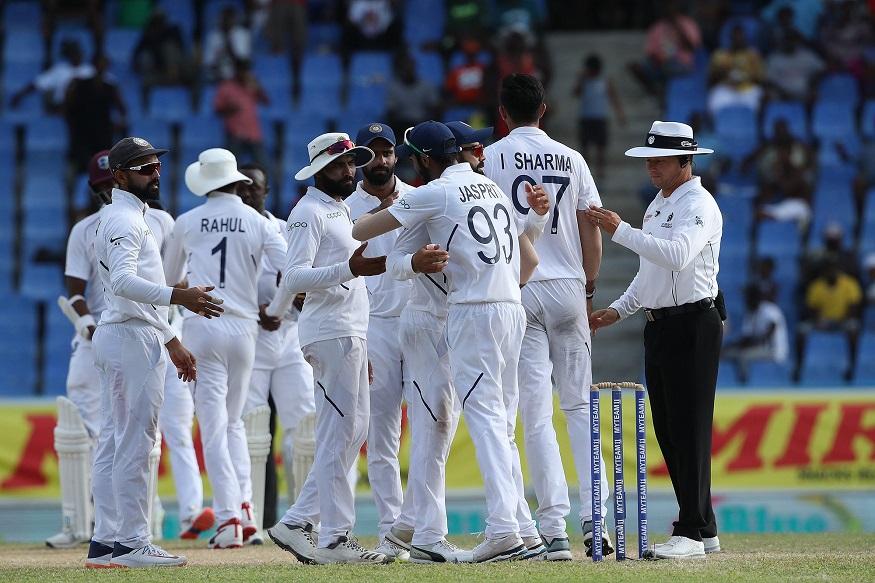 India vs West Indies : दुसरा कसोटी सामना भारतासाठी महत्त्वाचा, पण झाला आहे एक बदल!