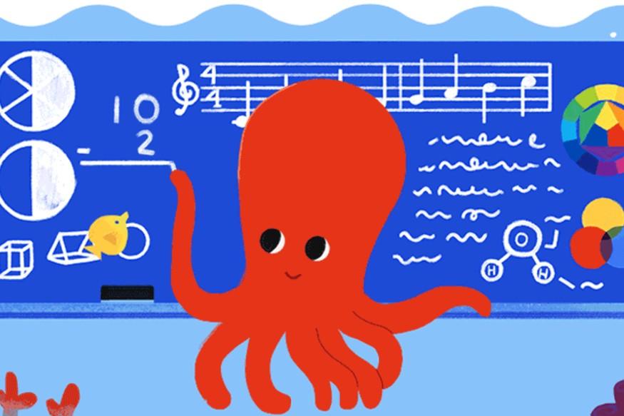 Teachers day: गुगल डुडलकडून शिक्षक दिनाच्या आगळ्यावेगळ्या शुभेच्छा